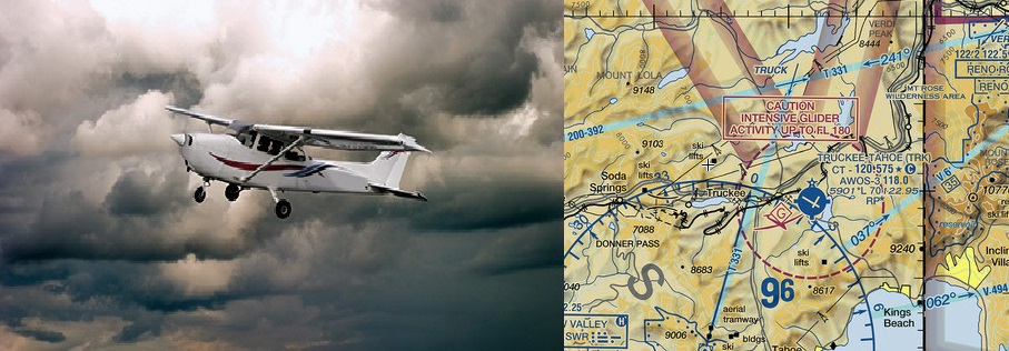 Seasonal Mountain Weather and Class D Airspace at KTRK